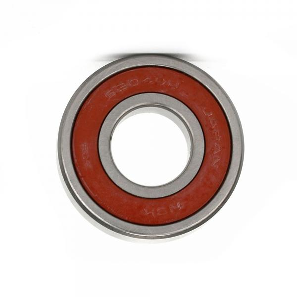 Japan NSK deep groove ball bearing 6202-2RS 6202 RS #1 image