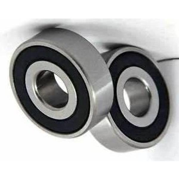 printing machine bearing 3202-2RS 15*35*15.9 double row angular contact ball bearing #1 image